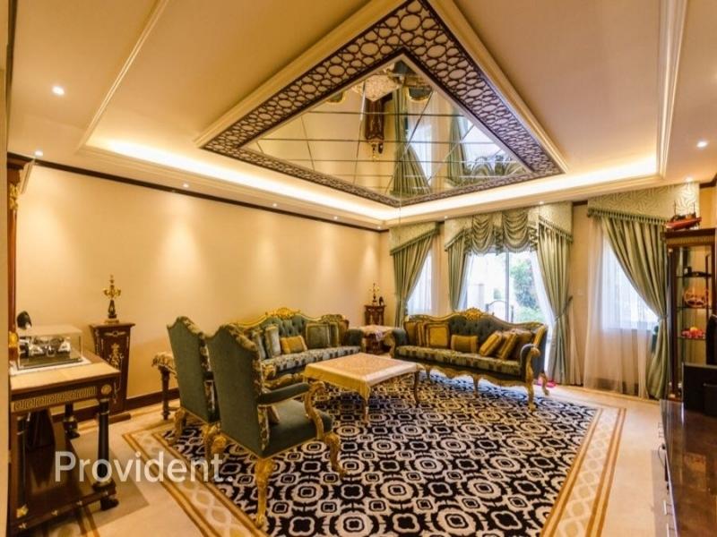 Enhanced Al Badia Triplex Villa -Freehold